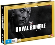 WWE - Royal Rumble | Boxset - Legacy Collection 2012-2015