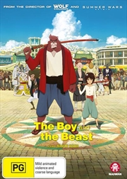 Boy And The Beast - Collector's Edition | DVD