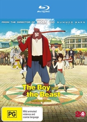 Boy And The Beast - Collector's Edition | Blu-ray
