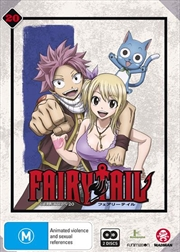 Fairy Tail - Collection 20 - Eps 227-239 | DVD
