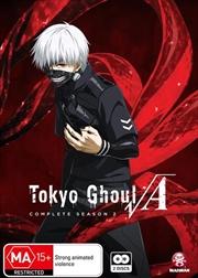 Tokyo Ghoul VA - Season 2 | DVD