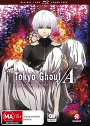 Tokyo Ghoul VA - Season 2 (Limited Edition) | Blu-ray/DVD