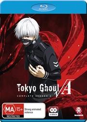 Tokyo Ghoul VA - Season 2 | Blu-ray