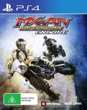 MX Vs ATV Supercross Encore Edition | PlayStation 4