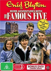 More Adventures With The Famous Five | DVD