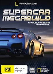 Supercar Megabuild | DVD