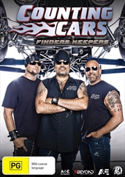 Counting Cars - Finders Keepers | DVD