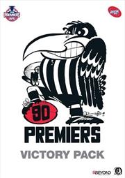 AFL Premiers 1990 - Collingwood   Victory Pack