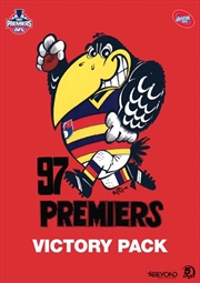 AFL Premiers 1997 - Adelaide Crows | Victory Pack