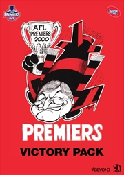 AFL Premiers 2000 - Essendon | Victory Pack