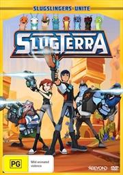 Slugterra - Slugslingers Unite | DVD