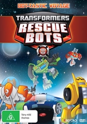 Transformers Rescue Bots - Bot-Tastic Voyage | DVD