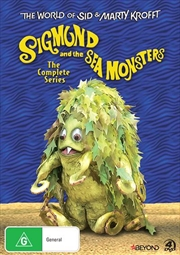 Sigmund And The Sea Monsters | Series Collection