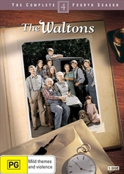 Waltons - Season 4, The