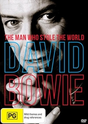 David Bowie - The Man Who Stole The World | DVD