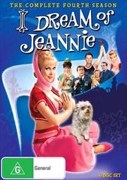 I Dream of Jeannie - Season 4 | DVD