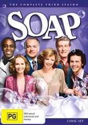 Soap - Season 3   DVD