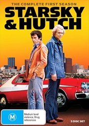 Starsky and Hutch - Season 1