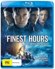 Finest Hours, The | Blu-ray