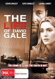 Life Of David Gale, The   DVD