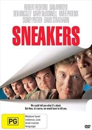 Sneakers   DVD