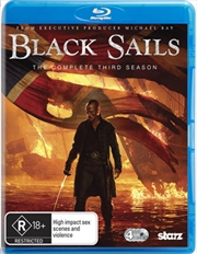 Black Sails - Season 3 | Blu-ray