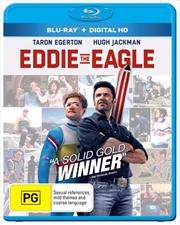 Eddie The Eagle | Blu-ray