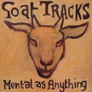Goat Tracks In My Sandpit