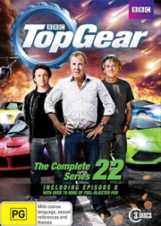 Top Gear - Series 22