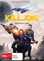 Killjoys - Season 1 | DVD