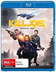 Killjoys - Season 1 | Blu-ray