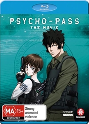 Psycho-Pass - The Movie