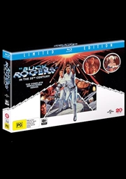 Buck Rogers In The 25th Century   Series Collection   Blu-ray