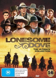 Lonesome Dove - Ultimate Collection | Slip Case