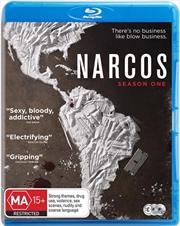 Narcos - Season 1 | Blu-ray