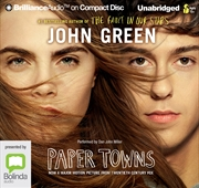 Paper Towns | Audio Book