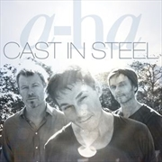 Cast In Steel   CD