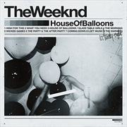 House Of Balloons | CD