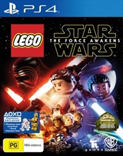 LEGO Star Wars The Force Awakens | PlayStation 4