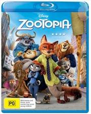 Zootopia | Blu-ray