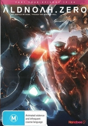 Aldnoah Zero Part 4 | DVD