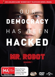 Mr. Robot - Season 1 | DVD