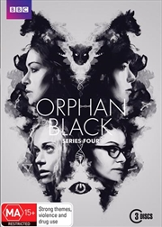 Orphan Black - Series 4 | DVD