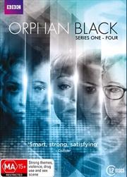 Orphan Black - Series 1-4 | Boxset