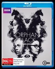 Orphan Black - Series 4 | Blu-ray