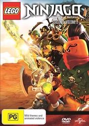 LEGO Ninjago - Masters of Spinjitzu - Series 5 - Vol 2