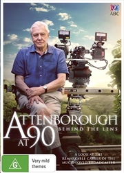 David Attenborough - Attenborough At 90 - Behind The Lens