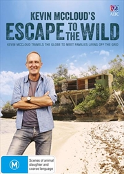 Kevin McCloud's - Escape To The Wild