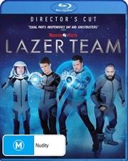 Lazer Team   Blu-ray