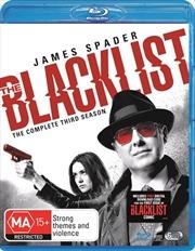 Blacklist - Season 3, The | Blu-ray